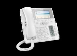 Telefony w placówce medycznej